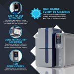 ID Maker Primacy System 1-Sided w/Touchscreen