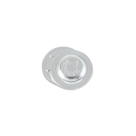 Adhesive Button Magnet ID Attachment