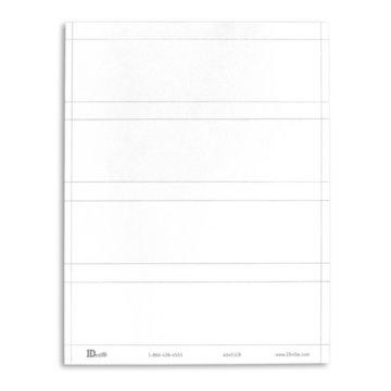 Print-and-Post Paper Refills