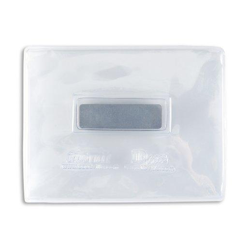Vinyl Magnetic Badge Holder Name Badge Sized