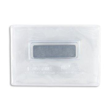 Vinyl Magnetic Badge Holder Credit Card Sized