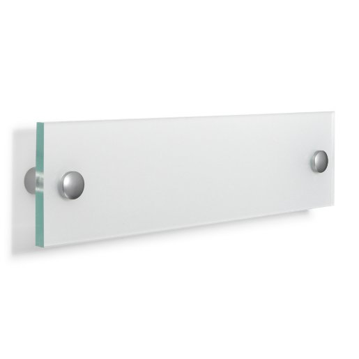 """8.5"""" x 2"""" ClearLook Wall Mount with Standoffs"""