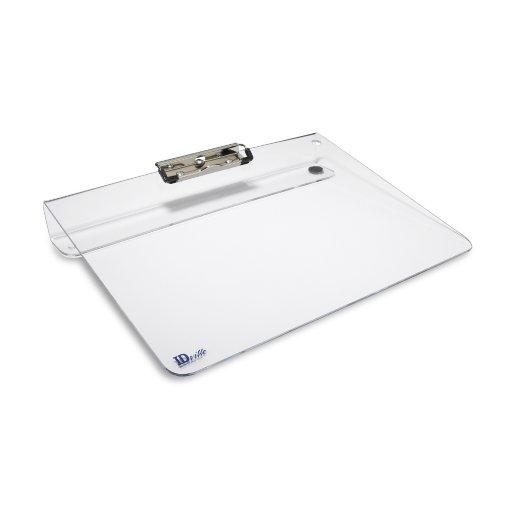 Clear Acrylic Visitor Login Clipboard