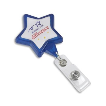 Star Making the Difference Badge Reel