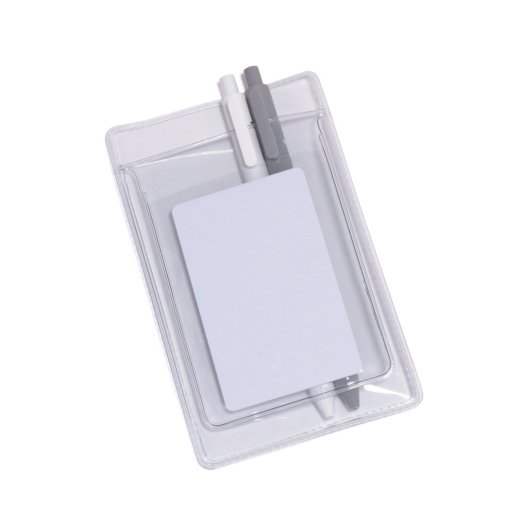 Badge Holder - Pocket Protector - Vertical