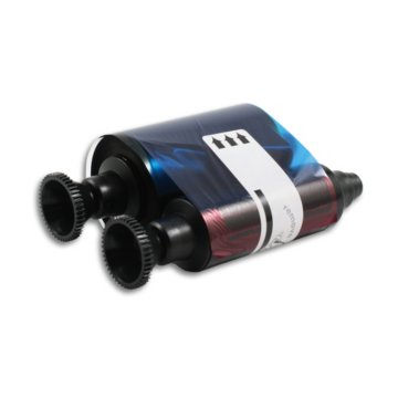 Evolis Pebble/Dualys YMCKO Printer Ribbon R3011