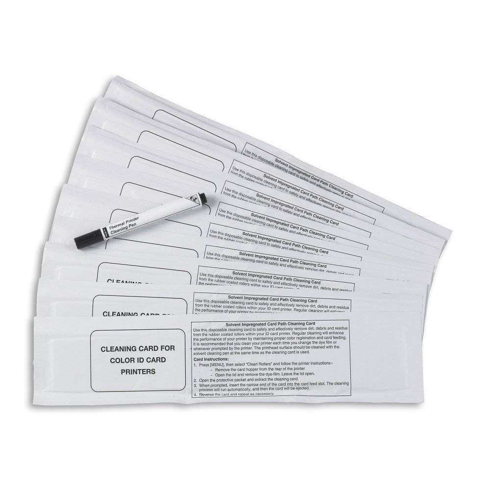 ID Maker Value Printer Cleaning Kit