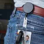 Heavy Duty Badge Reel