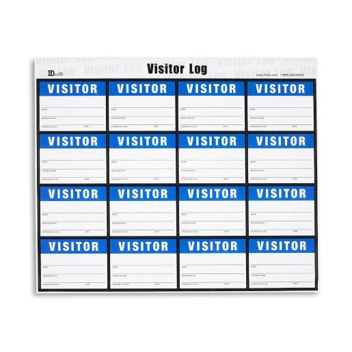 Visitor Secure Login Refill