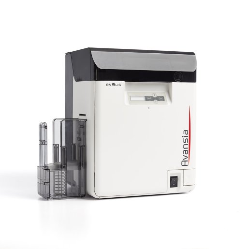 Evolis Avansia Printer 2-Sided w/ Mag