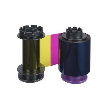Avansia Printer Ribbon for Chip & Mag cards - YMCKI - 400 prints