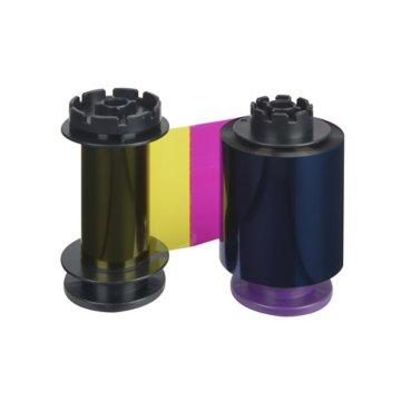 Avansia Printer Ribbon w/UV Panel - YMCFK - 400 prints