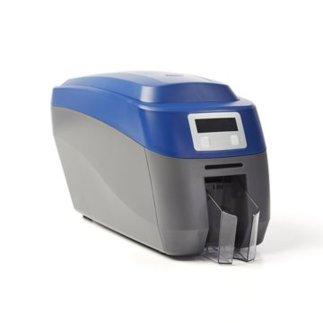 ID Maker Edge 1-Sided Card Printer with Magnetic Stripe Encoder