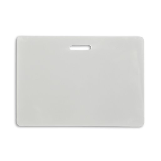 Pre-Slotted Horizontal Credit Card Size ID Laminate