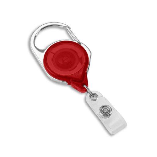 Carabiner Badge Reel