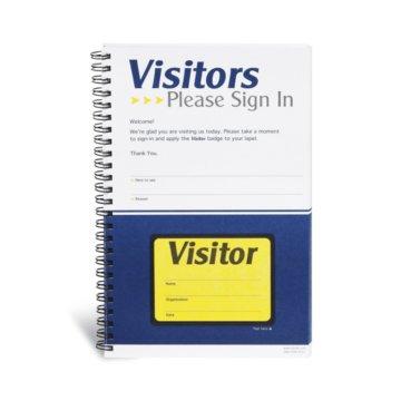 Visitor Login Book