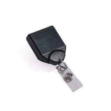 Badge Reel - Square Twist Free