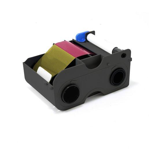 Fargo YMCKO Printer Ribbon 45100