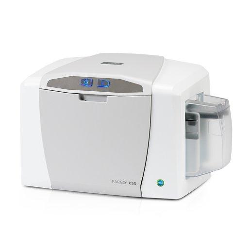 Fargo C50 1-Sided ID Card Printer