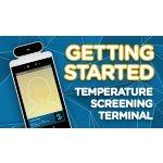 Temperature Screening Terminal - Desktop Stand