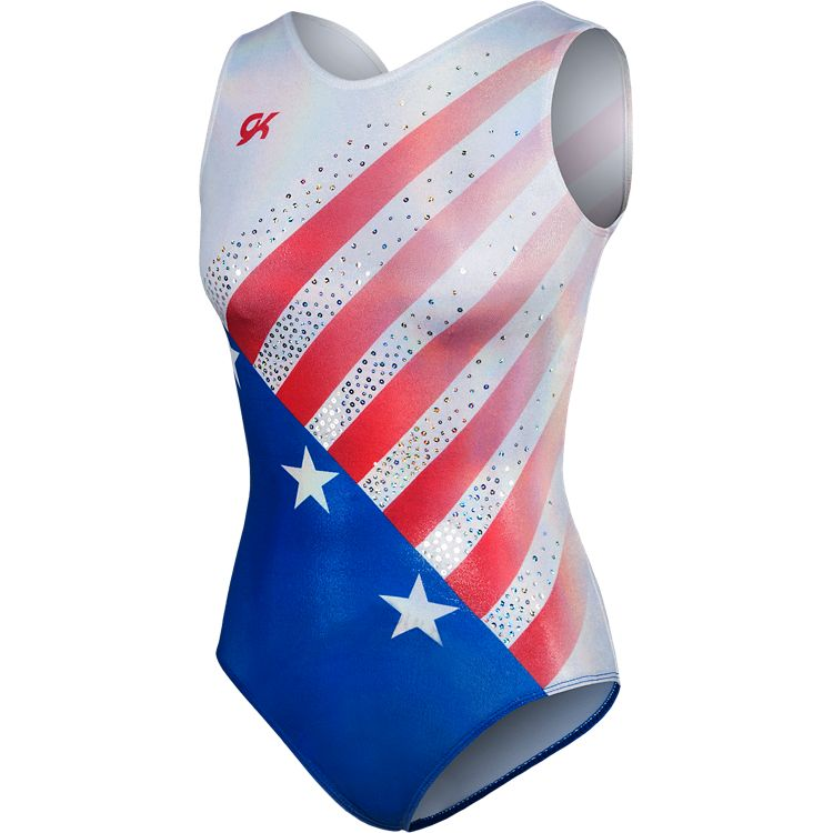 American Dream Tank Leotard