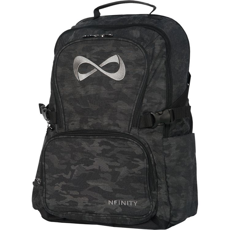 Nfinity Camo Backpack