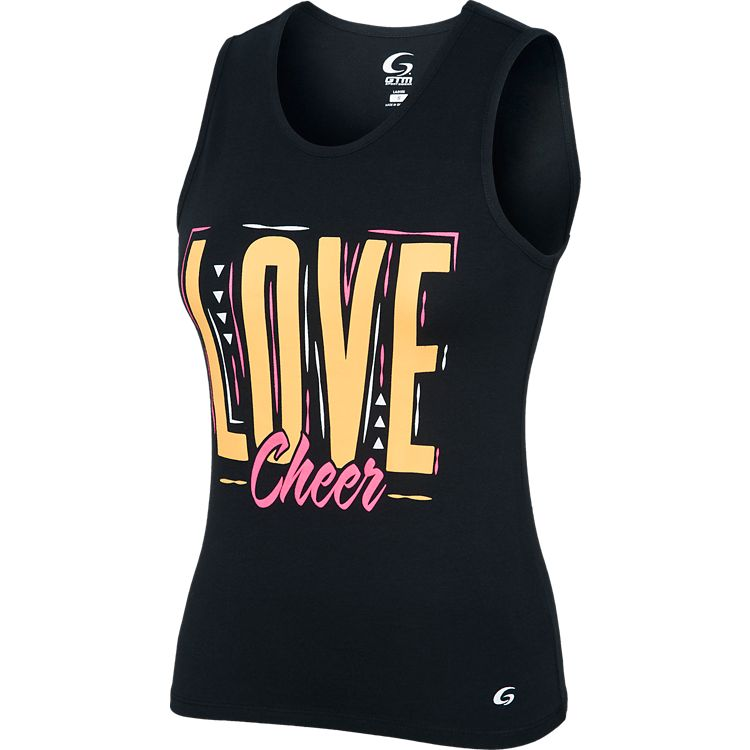 Love Cheer In-Stock Tank