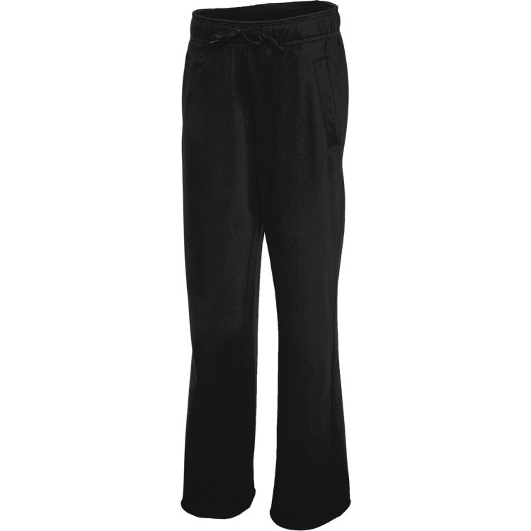 Ladies Open Bottom Fleece Pant