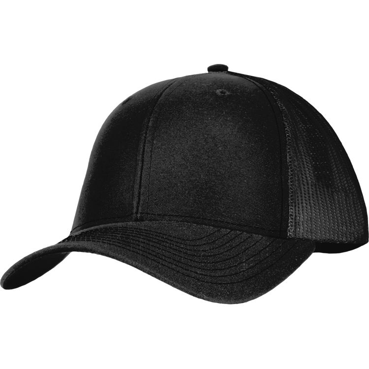 Mesh/Cotton Hat