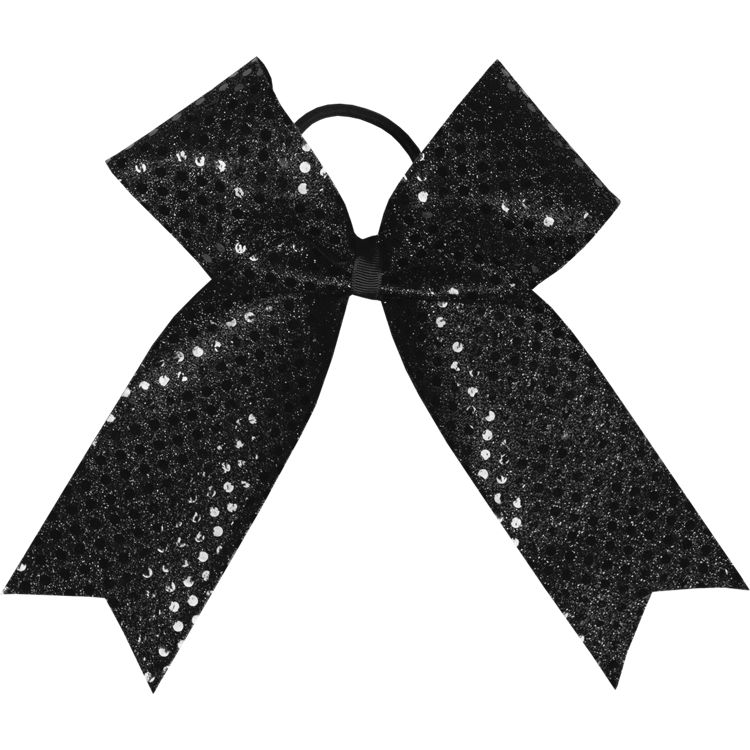 Lg Sing Lay Sequin Bow