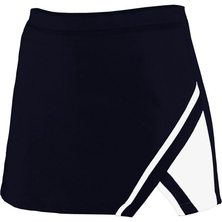 Notch Front Skirt