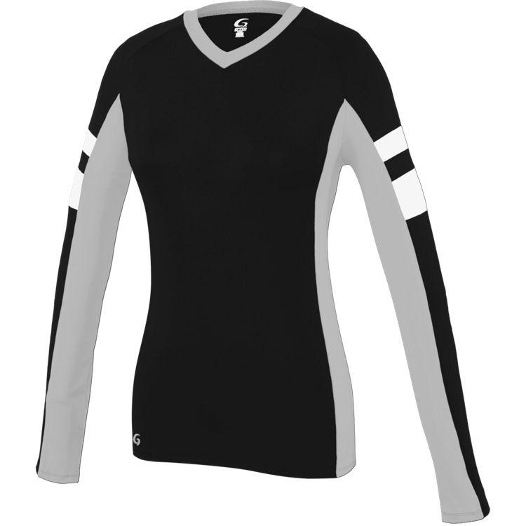 Long Sleeve Blocker Jersey