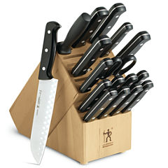 J.A. Henckels 18-pc. Fine Edge Pro Knife Set