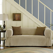 Maytex Microsuede Slipcover Collection