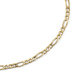 Made in Italy 10K Yellow Gold 3.9mm 20-22