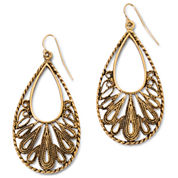 Decree® Teardrop Earrings