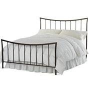 Quinn Metal Bed or Headboard