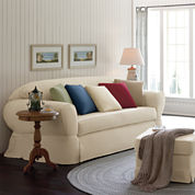 SURE FIT® Cotton Duck Slipcover Collection