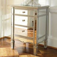 Versailles Mirrored Storage Chest