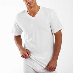 Jockey® 2-pk. Classics V-Neck T-Shirts–Big & Tall