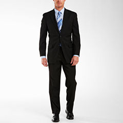 Adolfo® Black Suit Separates - Portly