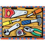 Melissa & Doug® Chunky Wooden Tools Puzzle