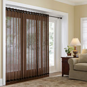 JCPenney Home™ Naples Grommet-Top Bamboo Panel