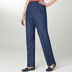 Alfred Dunner® Chambray Pants - Petite