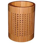 Totally Bamboo® Lattice Utensil Holder
