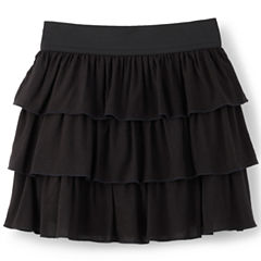 by&by Girl Tiered Skirt - Girls 7-16 and Plus
