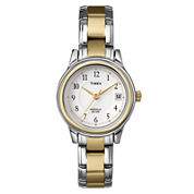 Timex® Easy Reader Womens Two-Tone Watch