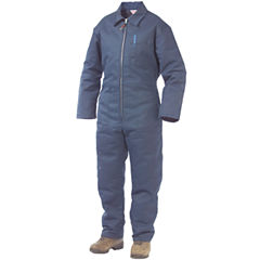 Work King® Lined Twill Coverall - Big