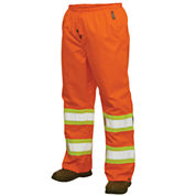 Work King High Visibility Rain Pants