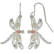 Black Hills Gold Jewelry by Coleman® Dragonfly Earrings